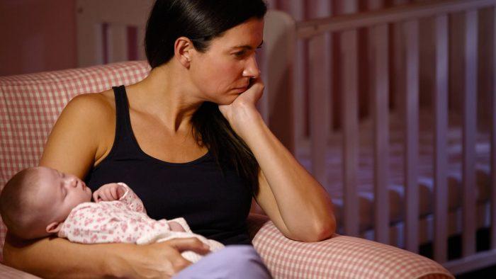 Depresión Post-parto: El primer motivo de discapacidad en mujeres adultas chilenas