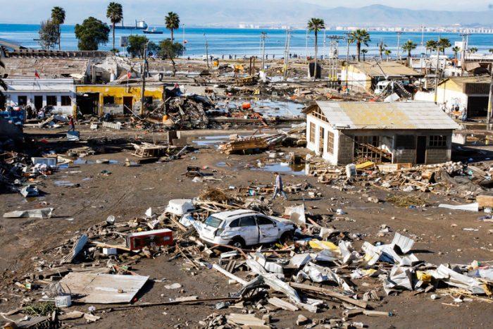 27-F y terremoto de Coquimbo: ¡no son comparables!