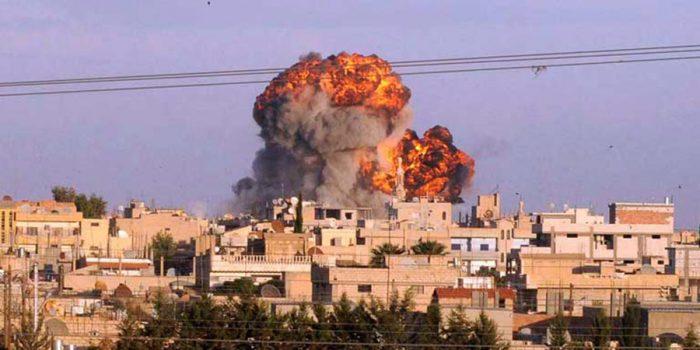 Llegaron los rusos: Putin interviene militarmente en Siria y aumenta tensión en Oriente Medio