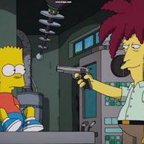 Bob Patiño finalmente mató a Bart Simpson