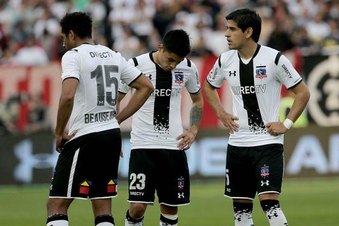 Colo Colo perdió el partido y la punta