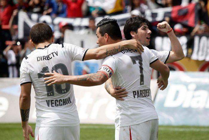 Colo Colo consiguió agónico triunfo en Talcahuano
