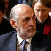 Fiscal nacional Jorge Abbott no descarta juicio abreviado para Longueira