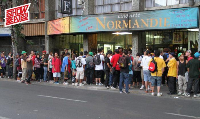 Cine Arte Normandie en el programa de fortalecimiento patrimonial y comercial del Barrio San Diego