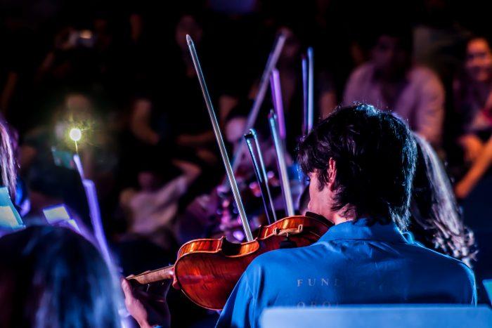 Diez Orquestas Juveniles en 13° Festival Fernando Rosas en el Teatro Municipal, 4 de octubre. Entrada liberada