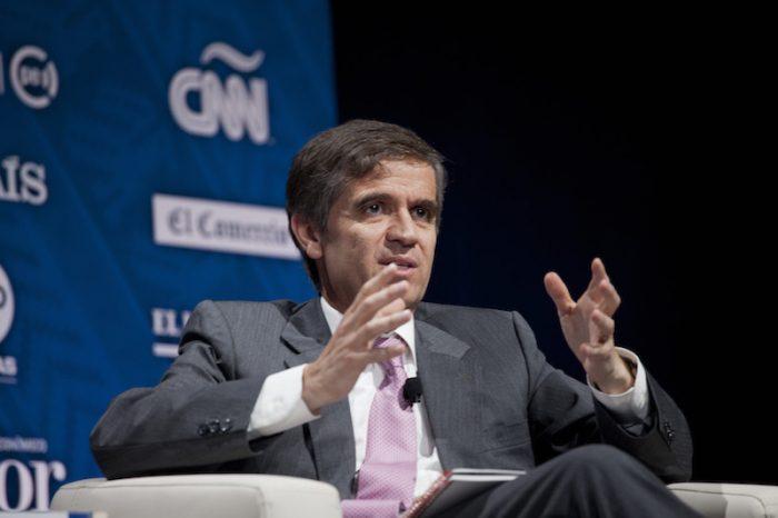 Ex presidente del Banco Central, Rodrigo Vergara, aterrizó en directorio de embotelladora Andina