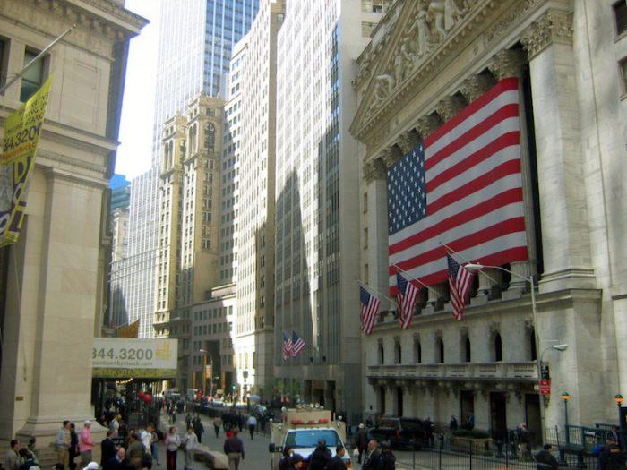 Bolsa de EEUU en uno de los mejores años del último medio siglo