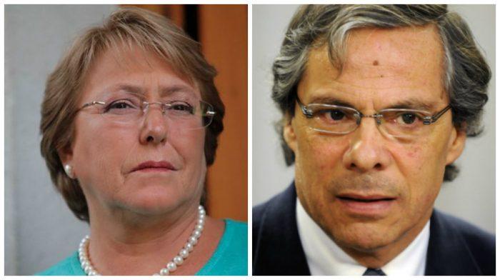 La cercanía de Jorge Abbott con Aldo Cornejo, uno de los diputados favoritos de Bachelet
