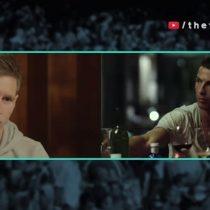 [Video]  Reacciones de Lionel Messi al ver el trailer de la película de Cristiano Ronaldo (parodia)