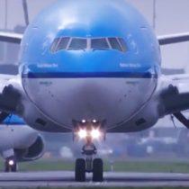 [Video] Time lapse: el hipnótico video del aeropuerto de Ámsterdam
