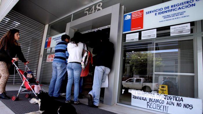 Director del Registro Civil asegura que en Chile