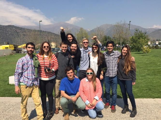 Movimiento NOS de la U. del Desarrollo empodera a comunidad estudiantil y proyecta transformaciones en Chile