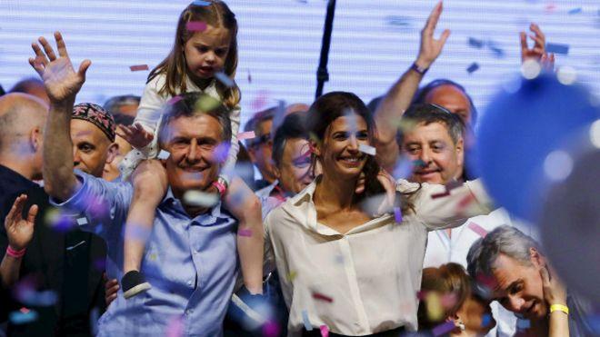 Qué es lo que hace único el triunfo de Mauricio Macri en Argentina