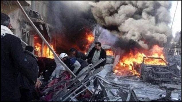 Al menos 1.502 muertos en Siria por bombardeos de Rusia