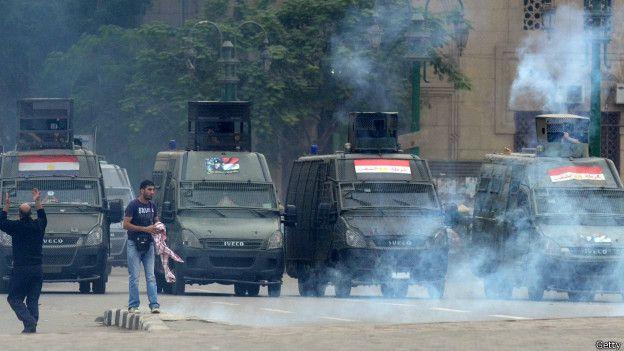 Los grupos radicales se concentraron en Sinaí tras el derrocamiento de Mohamed Morsi.