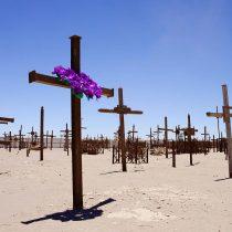 [Fotos] Un viaje a los cementerios salitreros de Tarapacá