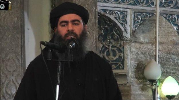 Abu Bakr al-Baghdadi es el líder del Estado Islámico