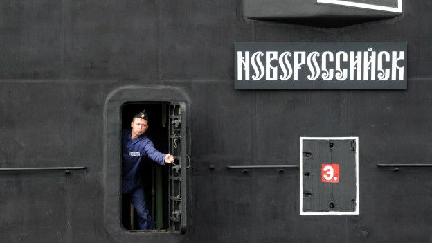 El torpedo nuclear sería lanzado por un submarino y tendría un alcance destructivo de 10 mil kilómetros.