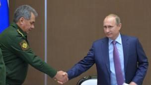 Vladimir Putin, presidente de Rusia, cree que Estados Unidos quiere alterar el equilibrio de fuerzas nucleares en el planeta.