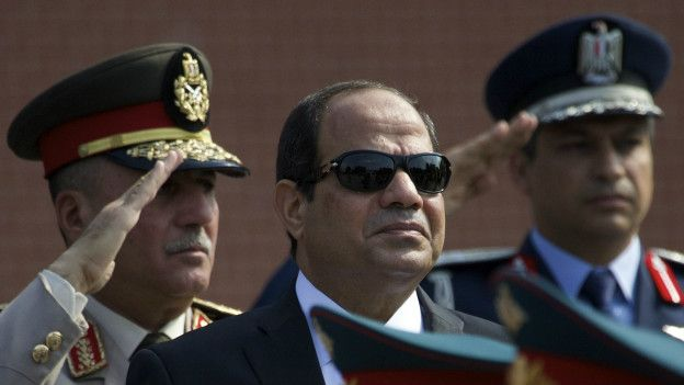 Los grupos radicales emergieron en Sinaí tras la campaña de mano dura del gobierno egipcio.