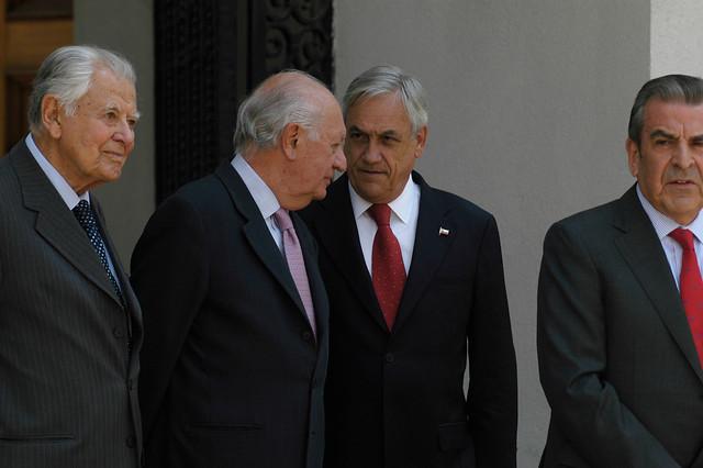 El desconocido monto que entrega el Senado a los ex presidentes