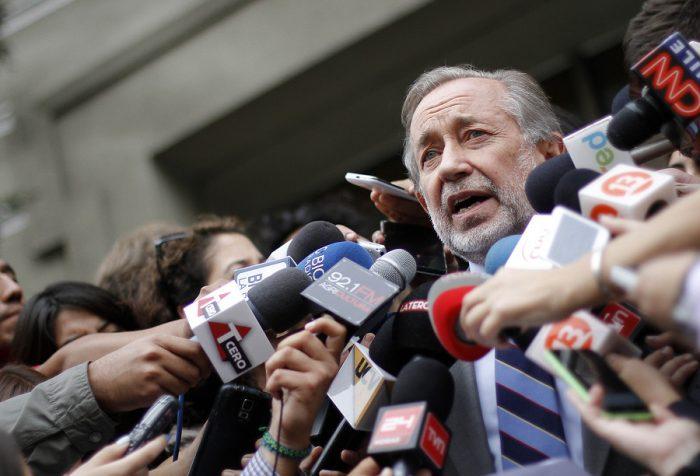 El acuerdo con la Fiscalía que permitiría a Jovino Novoa presidir la UDI o postular al Congreso