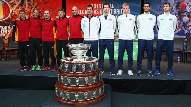 Final de Copa Davis: Gran Bretaña saca ventaja en el dobles