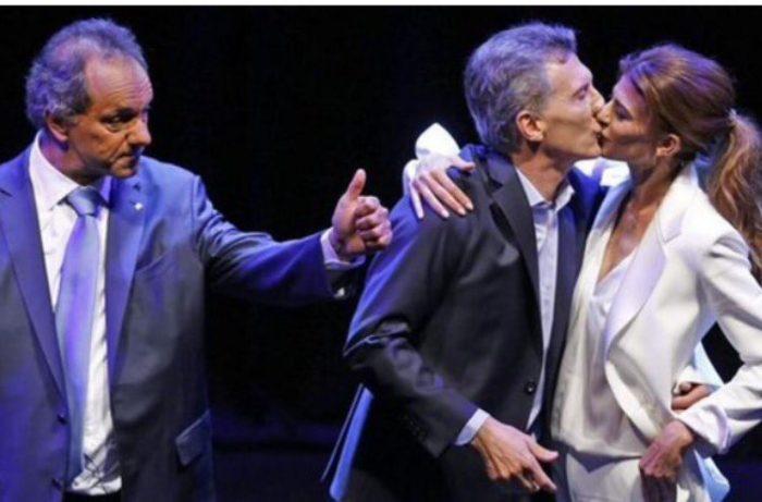 Macri y Scioli se jugaron las últimas cartas en inédito debate público