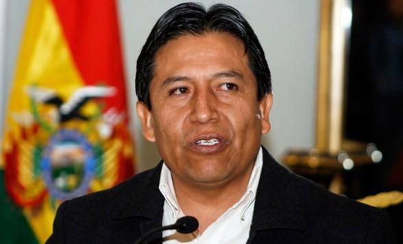 Choquehuanca: