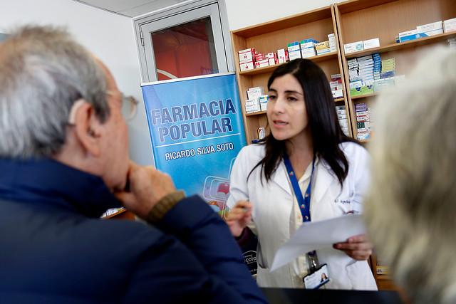 Municipio de Quilicura también implementará una Farmacia Popular