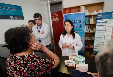 Ministerio de Salud propone crear red de farmacias públicas