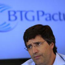 Cambios a la cabeza de BTG Pactual ante el alejamiento del presidente y retorno de Esteves al poder