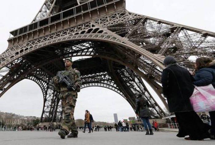 Francia se concentra en amenaza a mayor evento diplomático desde 1948