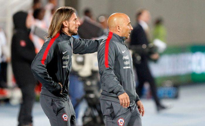 Sebastián Beccacece puso fin a su vínculo con la Selección Chilena