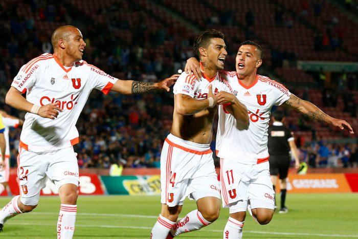 La U es el primer finalista de Copa Chile tras eliminar a la U. de Concepción