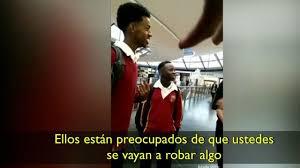 [Video] Empleado echó a seis estudiantes negros de una tienda de Apple en Australia