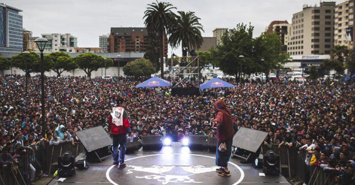 """Cultura """"freestyle"""": Santiago será sede de la gran final internacional de batallas de """"hip hop"""""""