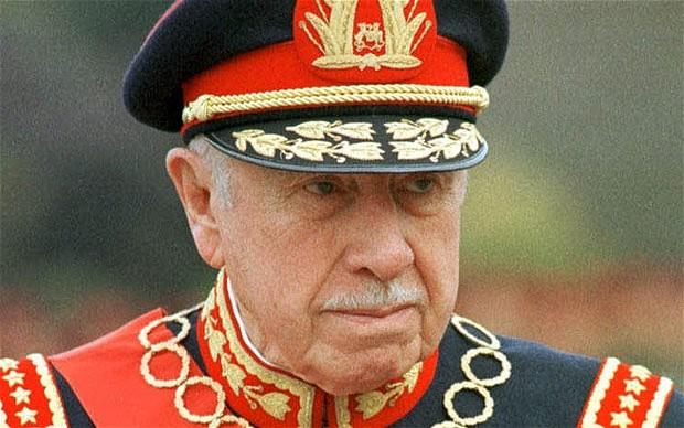Hace bien recordar a Pinochet