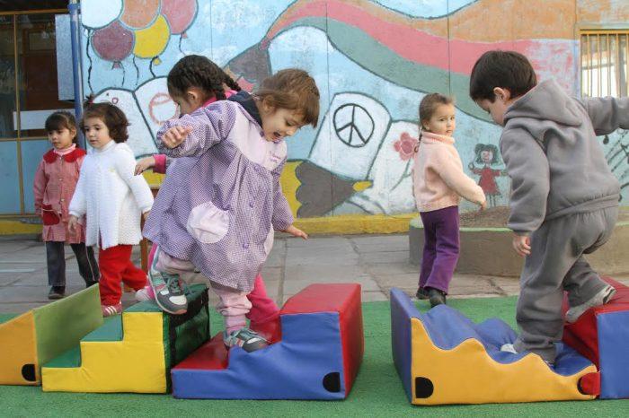 Programa que promueve clases más activas beneficia a niños y niñas de jardines de Integra