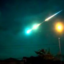 [Video] Gran meteorito ilumina la noche de Bangkok