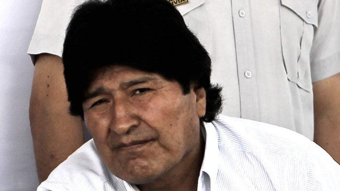 Evo Morales felicita a Macri y desea seguir trabajando por la