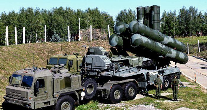 Rusia despliega misiles antiaéreos S-400 en Siria para proteger sus aviones