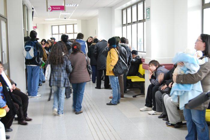 OCDE: Chile es el país donde más ha crecido el gasto en salud, pero aún es muy bajo
