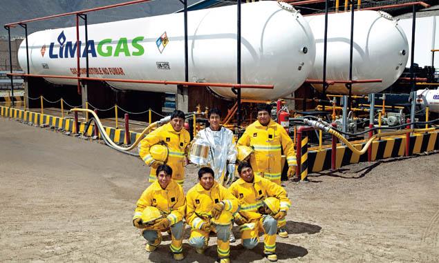 Lipigas cierra la fuga y reconoce que está involucrado en investigación por colusión del gas en Perú