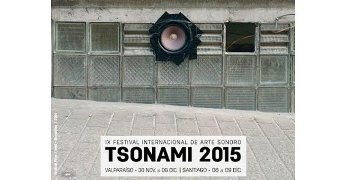 Festival de Arte Sonoro Tsonami presenta programación de su novena edición