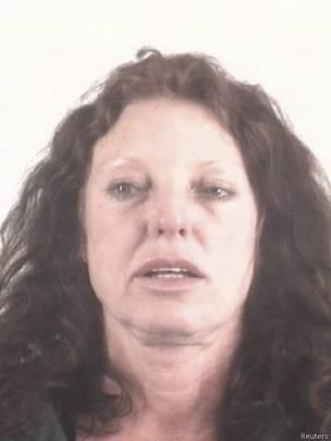 Junto a Ethan Couch fue arrestado su madre, Tonya Couch (en la imagen), supuesta responsable de los malos actos de su hijo.