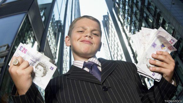 """La """"afluenza"""" es una condición que sufren los niños ricos y malcriados, dicen algunos expertos"""