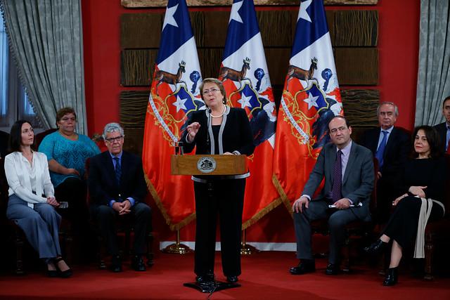 Bachelet es la discriminadora: a propósito del Consejo de Observadores Ciudadanos