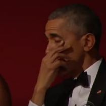 [Video] La gran Aretha Franklin conmueve a Obama con interpretación