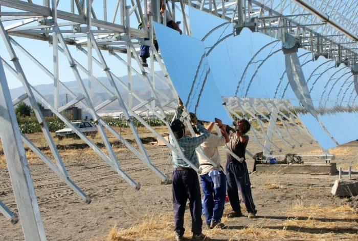 La oportunidad de Chile para el liderazgo en CSP y almacenamiento de energía térmica